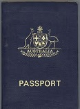 Australian Immigration and Passport service