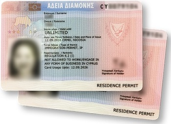 Cyprus Residence Permit
