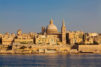 Valletta, Capital City, Malta