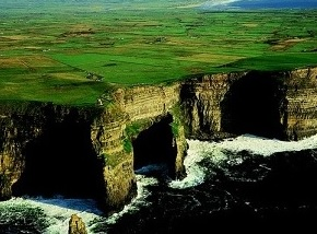 Moher Cliffs, Burren, Ireland