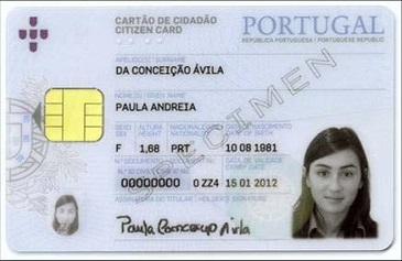 Portugal Citizen Card