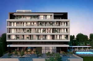 Spectrum Apartments - Limassol