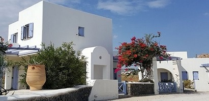 Villa - Santorini, Aegean Islands, Greece